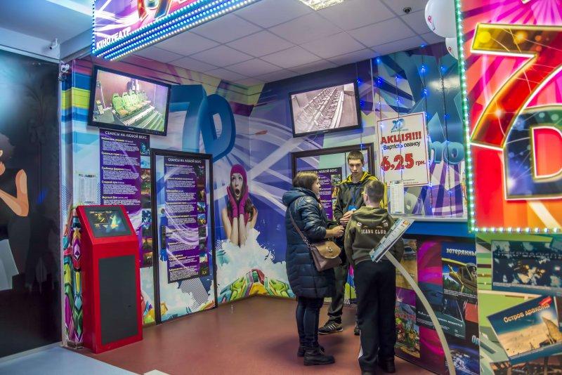 Видеоаттракционы в украине игровые автоматы игровые автоматы в краснодаре 2012